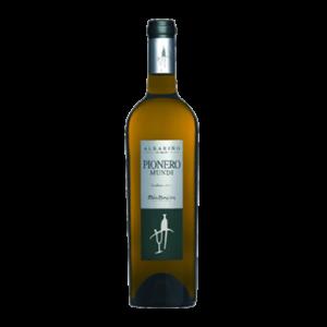 Vino blanco Albariño Pionero Mundi