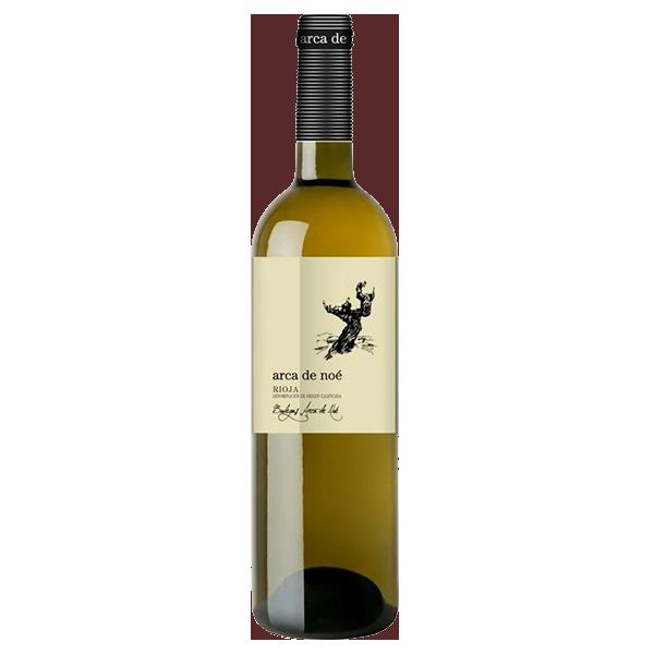 Vino blanco Rioja Arca de Noe
