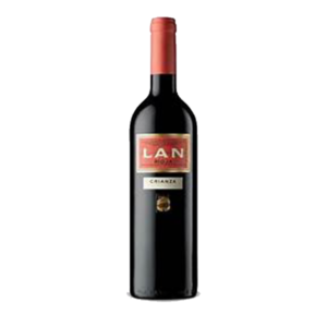 Vino tinto de Rioja Alta y Rioja Alavesa LAN-CRIANZA
