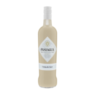 Crema de licor de orujo Paniagua
