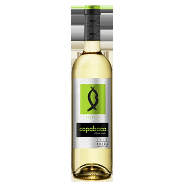 Vino blanco Copaboca Rueda Verdejo