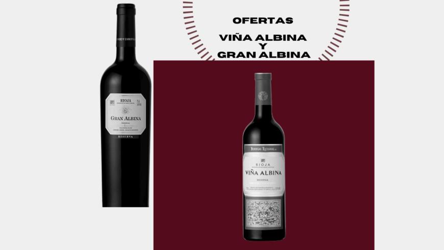 Ofertas de vino tinto rioja